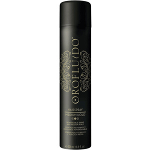 Orofluido Hairspray Medium, 500ml