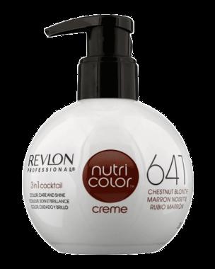Revlon Nutri Color Creme 641 Chestnut Blonde, 270ml