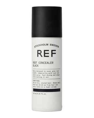 REF Root Concealer Black, 125 ml