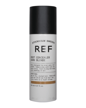 REF Root Concealer Dark Blonde, 125 ml