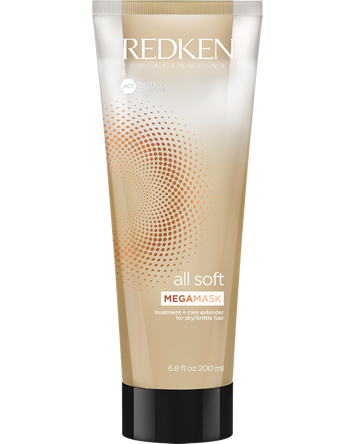 Redken All Soft Megamask Dry Hair, 200ml