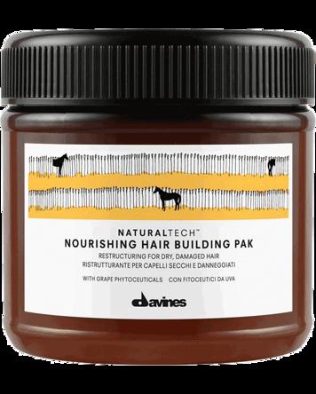 NaturalTech Nourishing Hair Building Pak 250ml