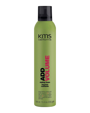 KMS Addvolume Styling Foam, 300ml