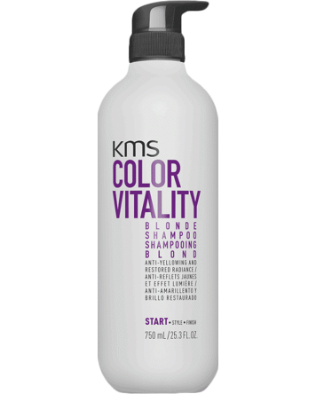 KMS Colorvitality Blonde Shampoo