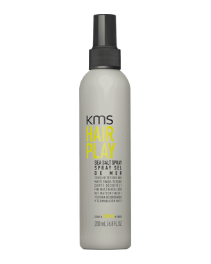 KMS Hairplay Sea Salt Spray, 200ml