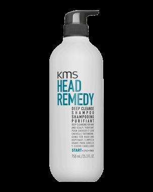 KMS Headremedy Deep Cleanse Shampoo