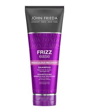 John Frieda Frizz Ease Miraculous Recovery Shampoo, 250ml