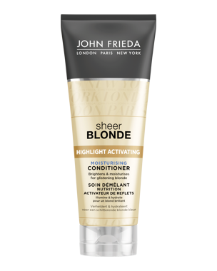 John Frieda Highlight Activating Moisturising Conditioner, 250ml