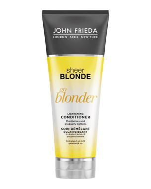 John Frieda Go Blonder Lightening Conditioner, 250ml