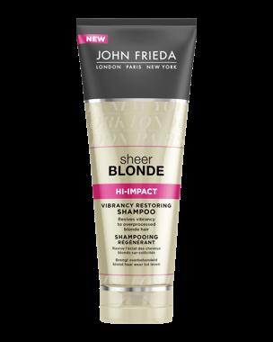 John Frieda Hi-Impact Restoring Shampoo, 250ml