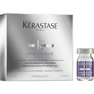 Specifique Cure Apaisante Anti-Pelliculaire, 12x6ml