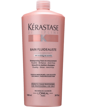 Discipline Bain Fluidealiste Sulfate Free Shampoo