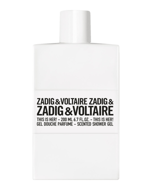 Zadig and Voltaire This is Her! Shower Gel, 200ml