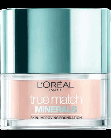 L'Oréal True Match Minerals Powder Foundation 10g
