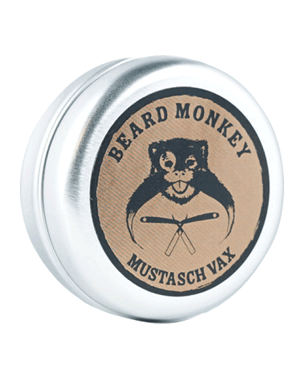 Beard Monkey Mustache Wax, 20g