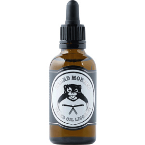 Beard Oil - Licorice, 50ml