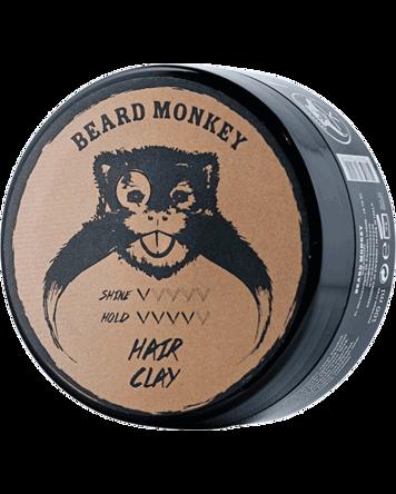 Beard Monkey Hair Clay, 100ml