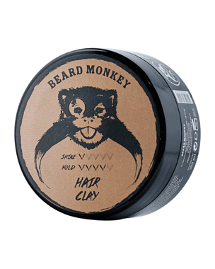 Beard Monkey Hair Clay, 100ml
