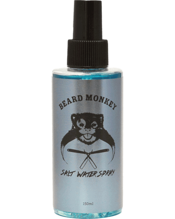 Beard Monkey Beard Monkey Salt Water Spray, 150ml