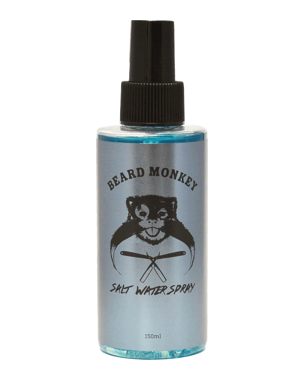 Beard Monkey Salt Water Spray, 150ml