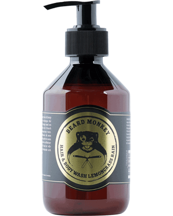 Hair & Body Wash - Lemongrass, 250ml