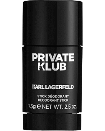 Karl Lagerfeld Private Klub for Men, Deostick 75g