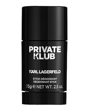 Karl Lagerfeld Private Klub for Men, Deostick 75g
