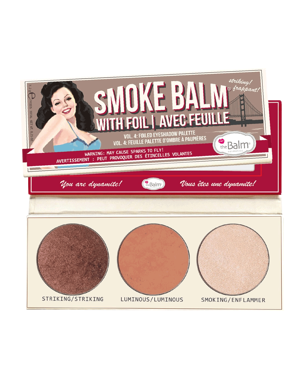 theBalm SmokeBalm Vol.4
