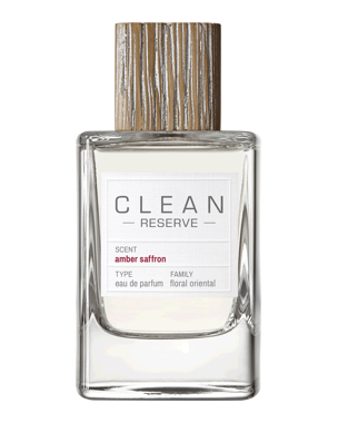 Clean Reserve Amber Saffron, EdP 100ml