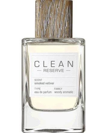 Clean Reserve Smoked Vetiver, EdP 100 ml