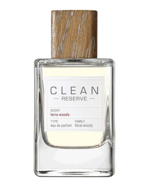 Clean Reserve Terra Woods, EdP 100ml