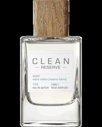 Clean Reserve Warm Cotton, EdP 100ml
