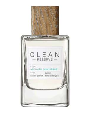 Clean Reserve Warm Cotton, EdP 100ml