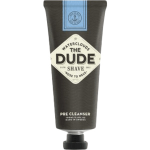 The Dude Pre Shave Cleanser Soap, 100ml