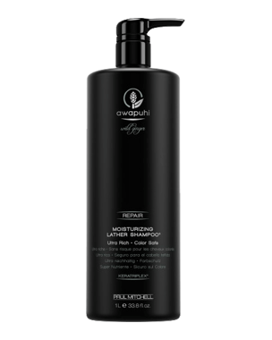 Paul Mitchell Awapuhi Wild Ginger Moisturizing Lather Shampoo