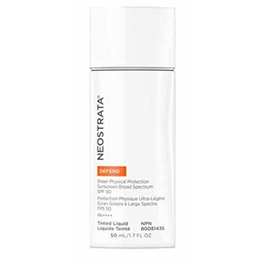 Defend Sheer Physical Protection SPF50, 50ml