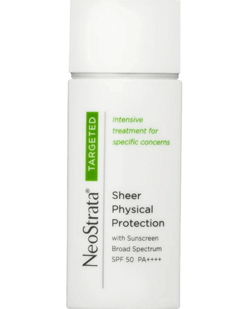 Targeted Sheer Physical Protection SPF50, 50ml