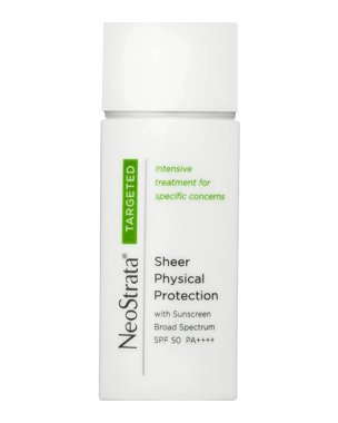 NeoStrata Targeted Sheer Physical Protection SPF50, 50ml