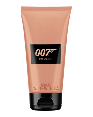 James Bond 007 For Women, Shower Gel 150ml