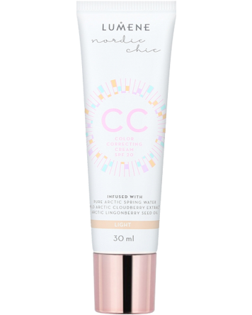 Lumene CC Color Correcting Cream, 30ml