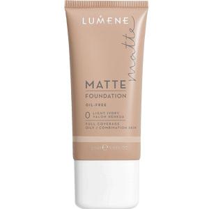 Matte Foundation, 30ml