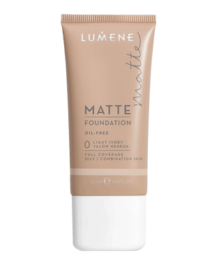 Lumene Matte Foundation, 30ml