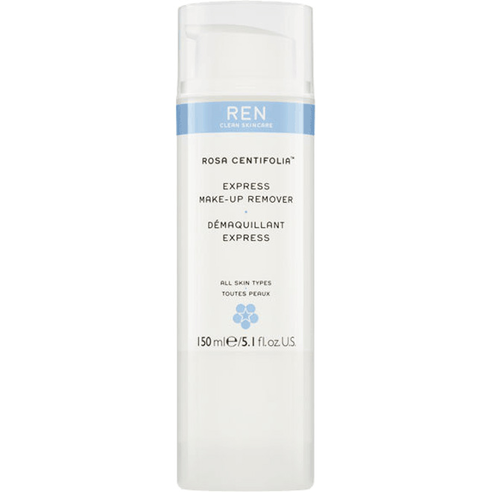 REN Rosa Centifolia Express Make-Up Remover, 150ml