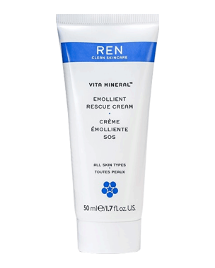 REN Vita Mineral Emollient Rescue Cream, 50ml
