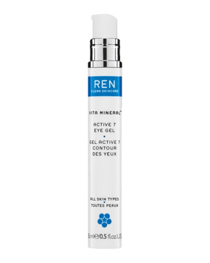 REN Vita Mineral Active 7 Eye Gel, 15ml
