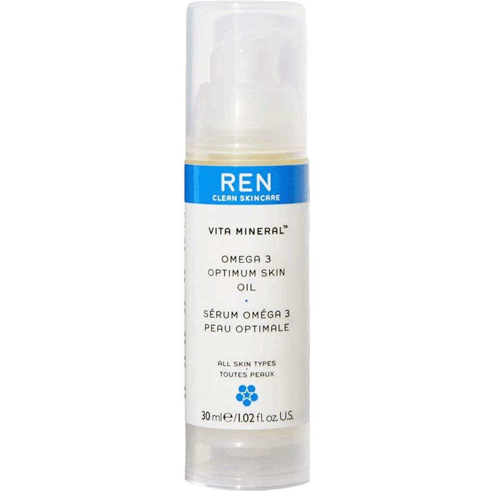 REN Vita Mineral Omega 3 Serum Oil, 30ml