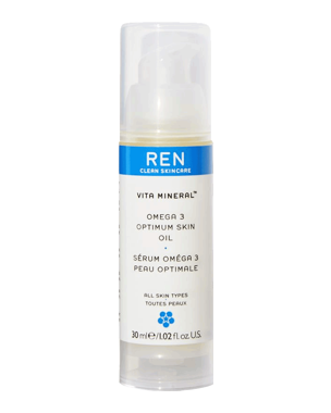 REN Vita Mineral Omega 3 Serum Oil, 30ml