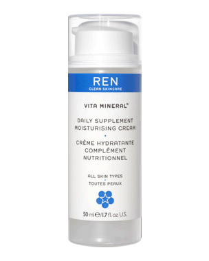REN Vita Mineral Daily Supplement Moist. Cream, 50ml