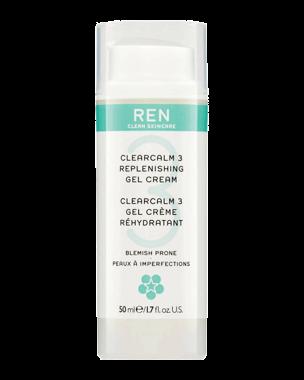 REN ClearCalm 3 Replenishing Gel Cream, 50ml