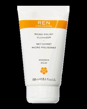 REN Micro Polish Cleanser, 150ml